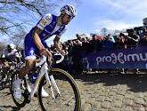 Un tifo géant à la gloire de Tom Boonen pour le Tour des Flandres
