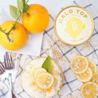 Lemon Bar Ice Cream Cake.
