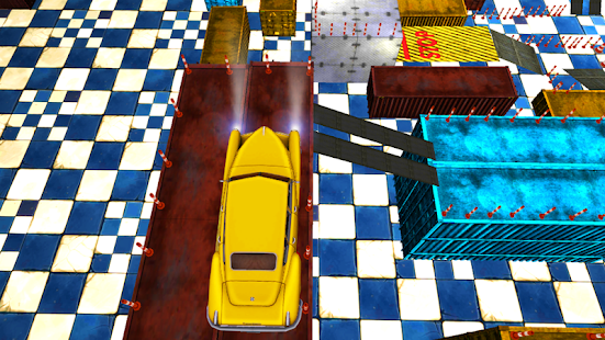 Hard Parking Car Drive - náhled