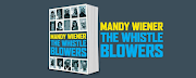 Join Mandy Wiener in conversation with Bongani Bingwa and Felix Dlangamandla for the virtual launch of 'The Whistleblowers'.