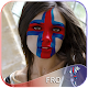 Faroe Islands Flag Face Paint - Crazy Photo Editor icon