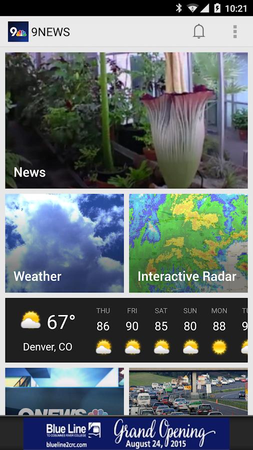 9NEWS- screenshot