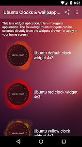 Ubuntu Clocks Collection screenshot 2