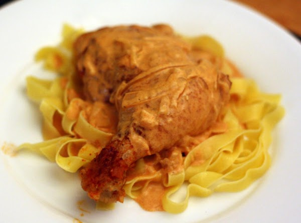 Hungarian Paprikash Chicken Recipe