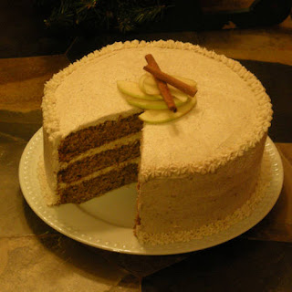 Apple Cider Cake