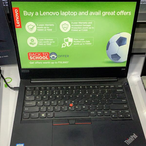 Lenovo Authorised Store-Aum Technologies