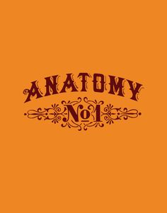 Logo for Anatomy No. 1 Cabernet Sauvignon