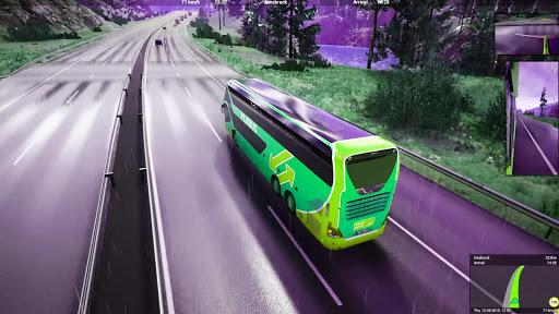 World New Bus Simulator 3D 2020:Bus Driving Games 1.3 screenshots 1