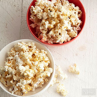 Extra-Easy Spiced Kettle Corn
