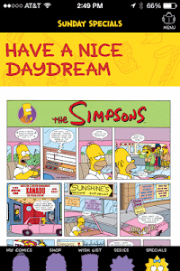 Simpsons Store screenshot 2