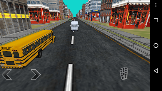 Schoolbus Driving Simulator - náhled