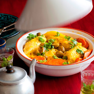 Chicken Tagine With Potatoes And Carrots Recipes