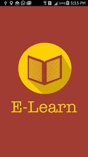 E-Learn - náhled