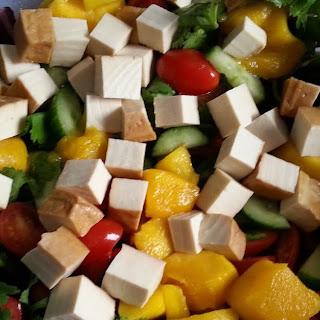 Thai Mango & Tofu Salad