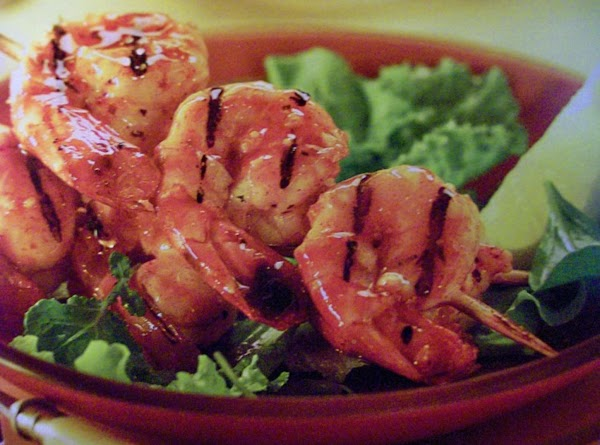 Shrimp Grilled Hot And Spicy By Freda Recipe