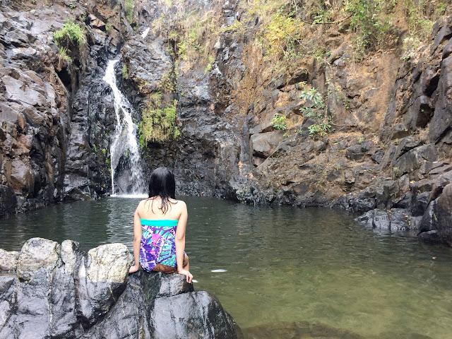 Lubong Nanguloan Falls 3