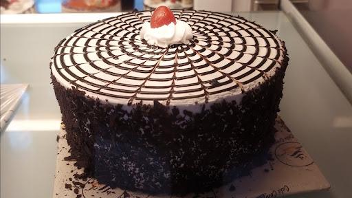 Black Forest Marble Cake [500 Grams] image