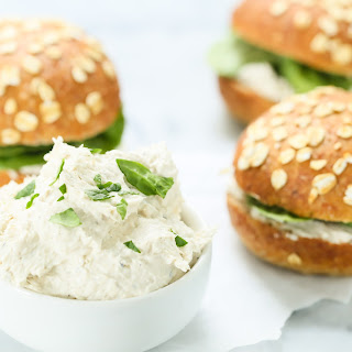 Tuna Cream Cheese Spread.
