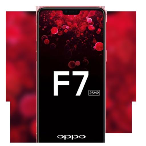 Launcher Theme for Oppo F7: Selfie Camera Oppo F7 app (apk