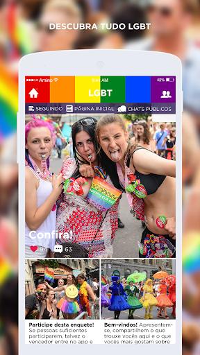 LGBT Amino em Portuguu00eas 2.2.27032 screenshots 2