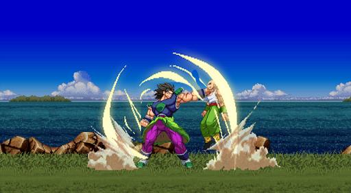 Dragon Ball : Z Super Goku Battle screenshots 1