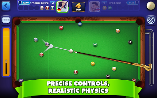 8 Ball Online  captures d'écran 1