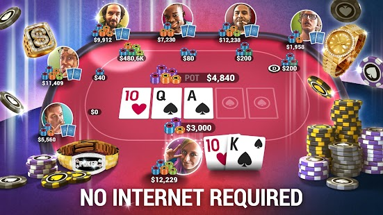 Poker World - Offline Texas Holdem - náhled