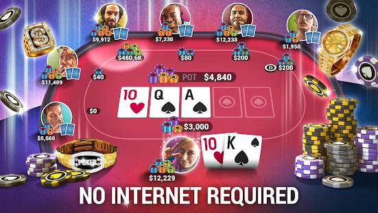 Poker World – Offline Texas Holdem 3