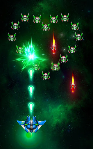Space shooter - Galaxy attack - Galaxy shooter apktram screenshots 22