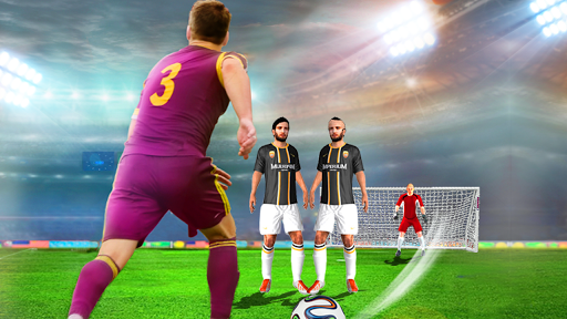 Football League World Ultimate Soccer Strike 1.0 screenshots 4