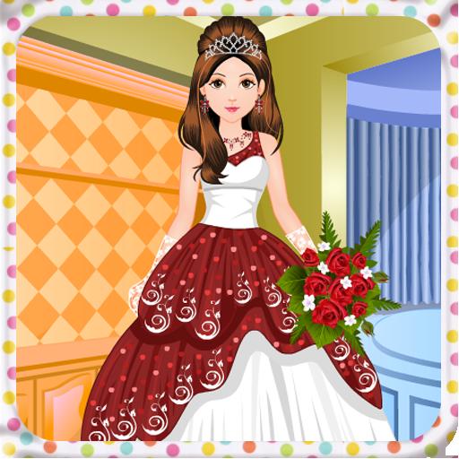Princess wedding girls games (game)