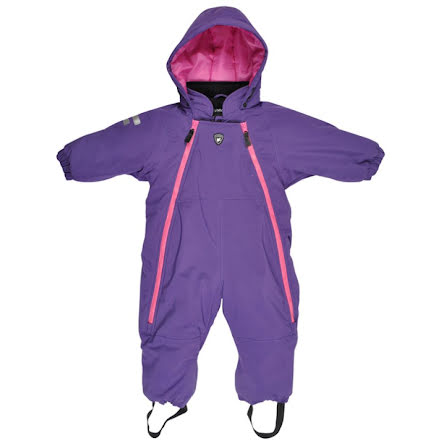 Lindberg Storlien Baby Overall, Lilac