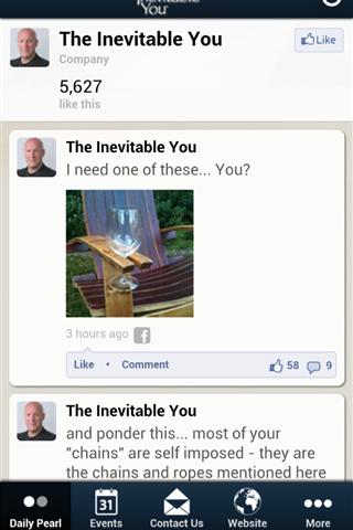 The Inevitable You