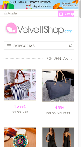 VelvettShop