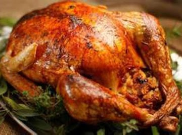 Citrus And Herb Brined  Roasted Turkey With Gravy Recipe