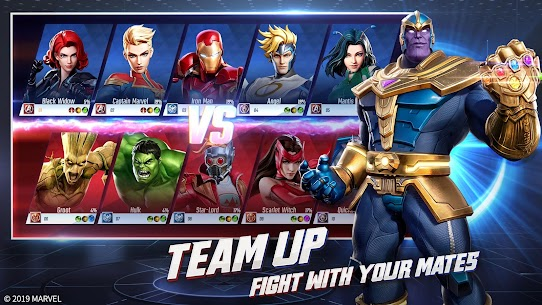 MARVEL Super War Apk Download For Android and Iphone 5