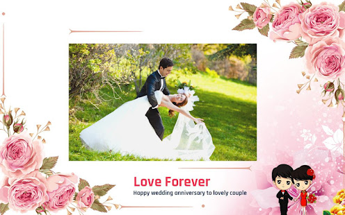 Wedding Anniversary Photo Frame App Su Google Play