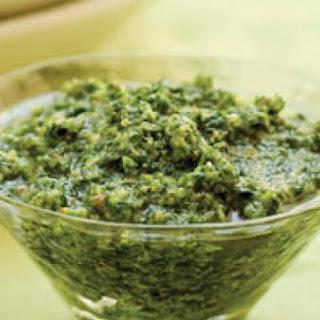 Latin Style Kale Pesto