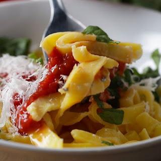 2-Ingredient Low-Carb Pasta.