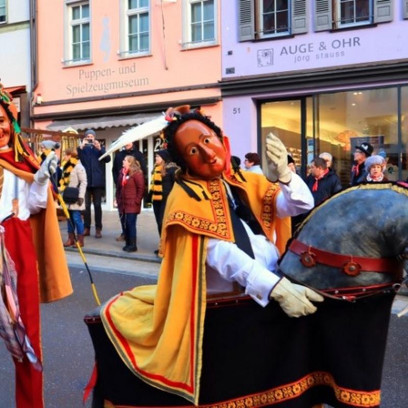 黒い森のカーニバルのハイライト!ドイツ版「ナマハゲ」が街を闊歩するロットヴァイルのカーニバルとは?