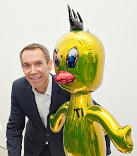 Photo: Jeff Koons (c) Tinnefeld