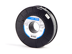 BASF Grey PRO1 PLA by Innofil3D 3D Printer Filament - 1.75mm (0.75kg)