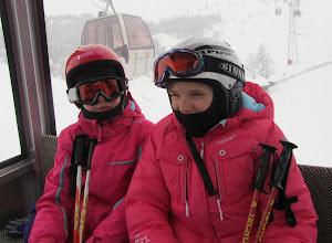 Photo: Julia en Maaike