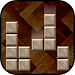 Wooden Block Puzzle Game Icon