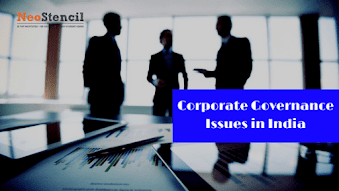Corporate Governance issues in India