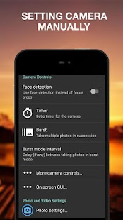 Fast Camera - HD Camera Pro Screenshot