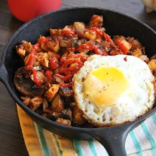 Chorizo Hash Breakfast Recipes