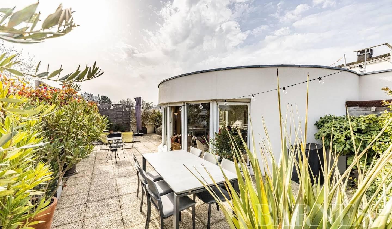 Appartement avec terrasse Chatenay-malabry