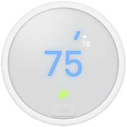 Nest thermostat E cooling