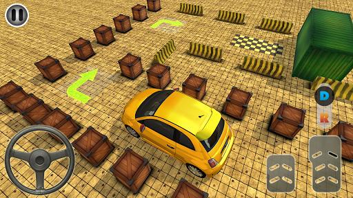 Modern Car Drive Parking 3d Game - TKN Car Games screenshots 8
